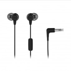 JBL T50HI by Harman Wired Headphone with Noise Isolation Mic Black