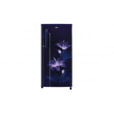 LG 188 L, Fastest In Ice Making, Toughened Glass Shelves (GL-B191KBGD)