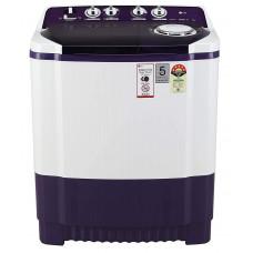 LG 8 kg 5 star Semi Automatic Top Load Purple, White (P8035SPMZ)